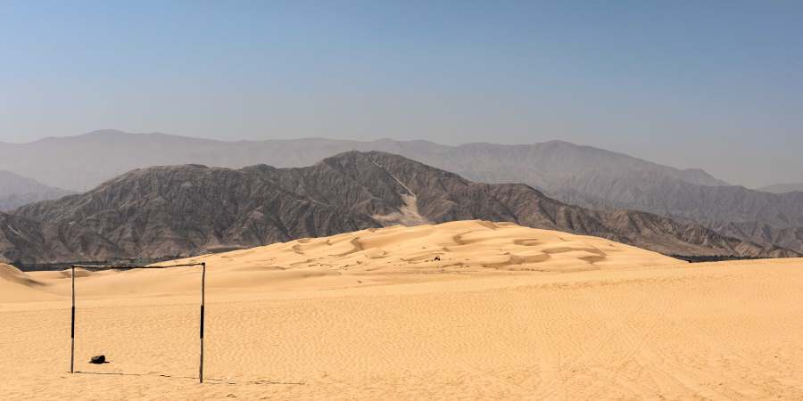 laguna moron desert oasis ica pisco | Blog Vincent Voyage