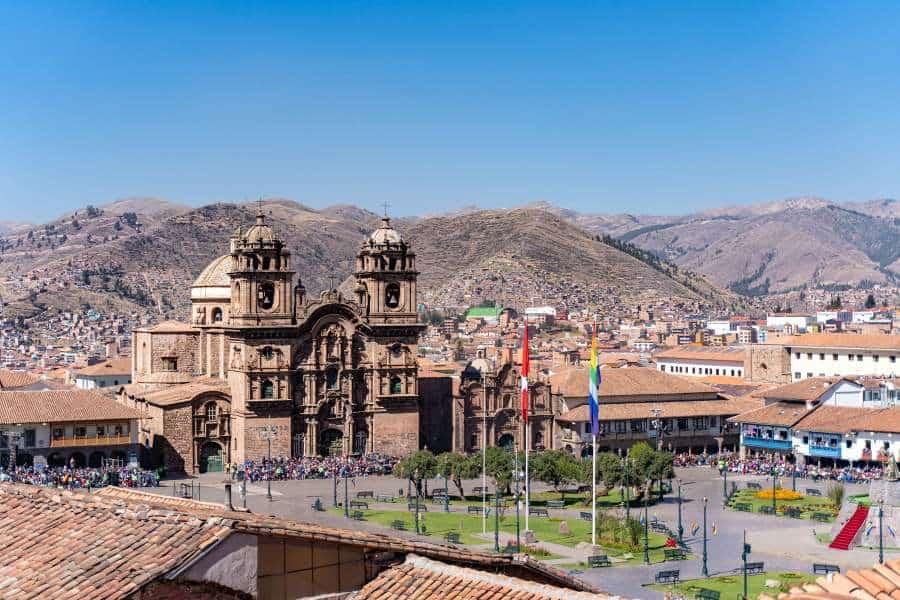 place cusco pérou inca | blog vincent voyage