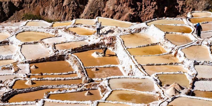 salinas maras inca Cuzco pérou | blog vincent voyage
