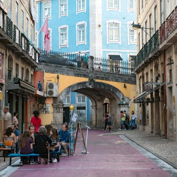 centre ville lisbonne portugal | Blog Vincent Voyage
