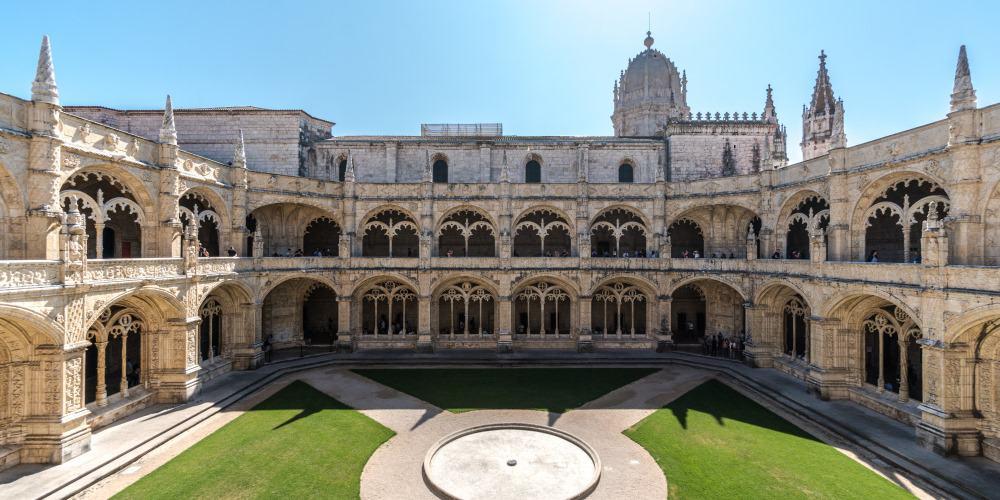 monastere des Hiéronymites lisbonne portugal | Blog Vincent Voyage