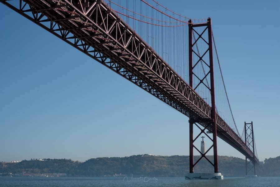 pont du 25 avril lisbonne portugal | Blog Vincent Voyage