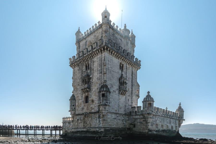 tour de belem à lisbonne portugal | Blog Vincent Voyage