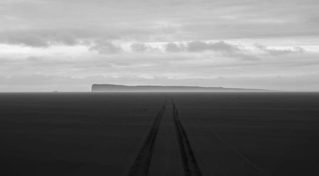 iceland black sand