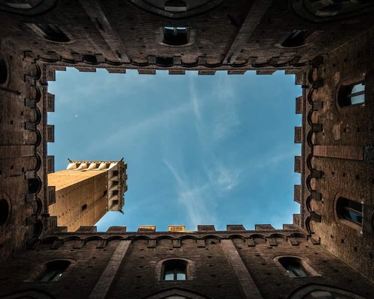 Sienne palais Toscane Florence Italie | Blog Vincent Voyage