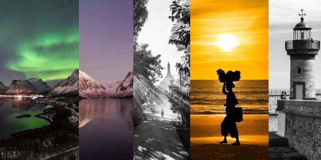 fjord birmanie corse aurores boreales Norvege | Blog Vincent Voyage