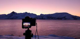 materiel appareil photo paysage