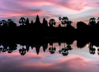 angkor wat vat lever soleil Cambodge | Blog Vincent Voyage