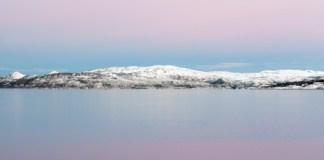 coucher de soleil norvege ile de senja Tromso | Blog Vincent Voyage