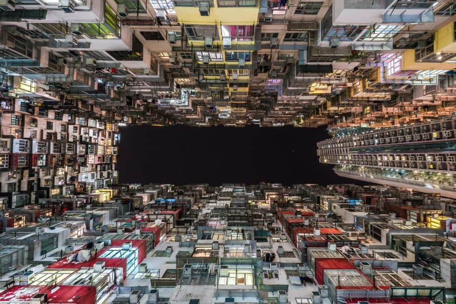 immeuble hong kong Visiter ville photographie photo Asie | Blog Vincent Voyage