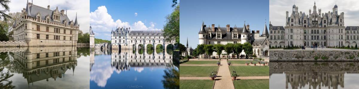 instagram châteaux de la Loire