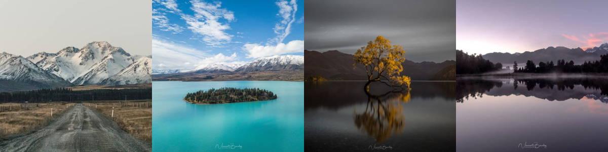 Photos Nouvelle Zélande Instagram