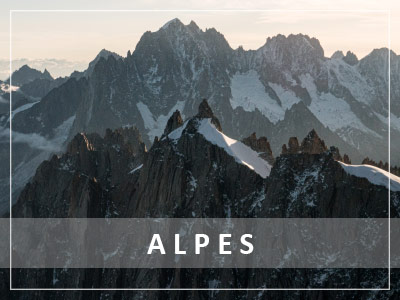 visiter les alpes