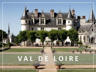 Visiter amboise châteaux de la Loire