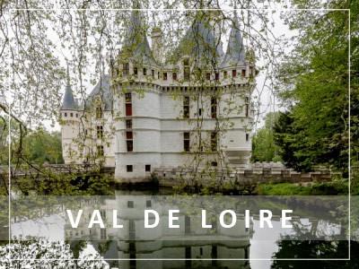 Châteaux de la Loire sans voiture
