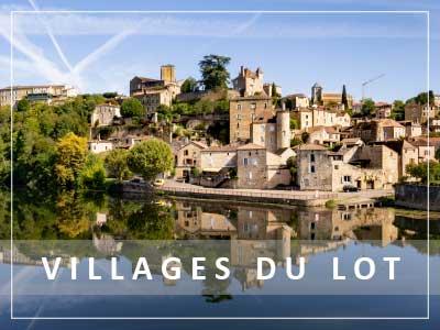 Visiter village de Puy l'Eveque dans le Lot