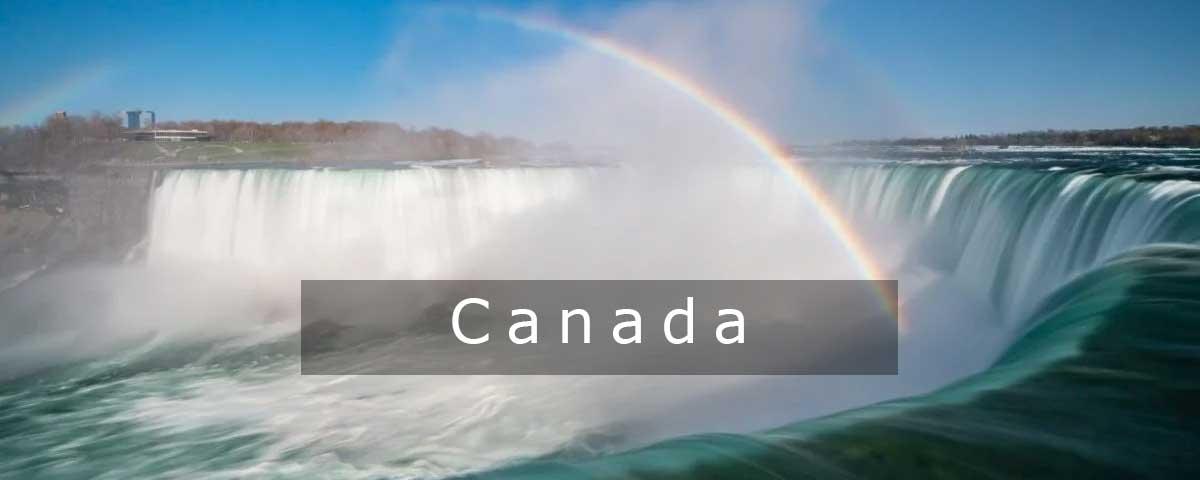visiter chutes du niagara photo Canada Etats Unis | Blog Vincent Voyage