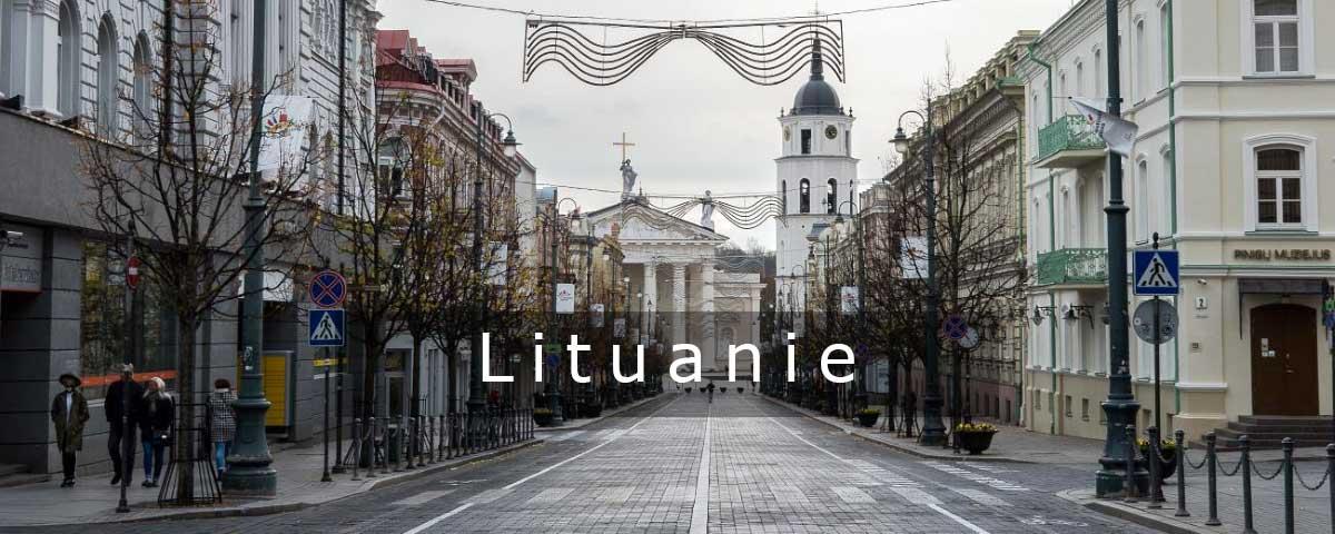 preparer voyage visite week end lituanie vilnius