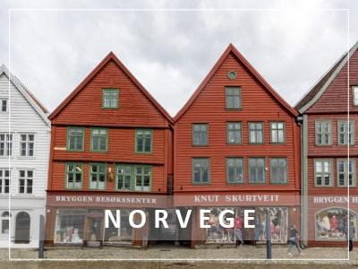 visiter Bergen en Norvège