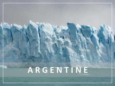 visiter glacier perito moreno patagonie argentine
