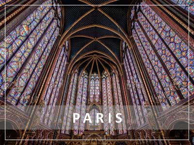 Visiter la Sainte Chapelle de Paris